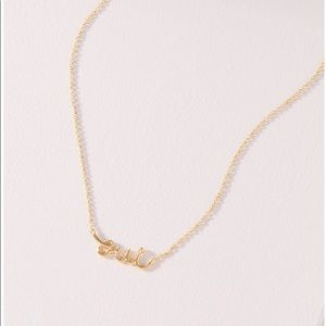 Stella & Dot Oui Necklace